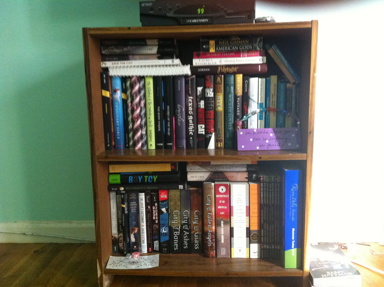 house bookcase stairs books bookshelf well tiny as also